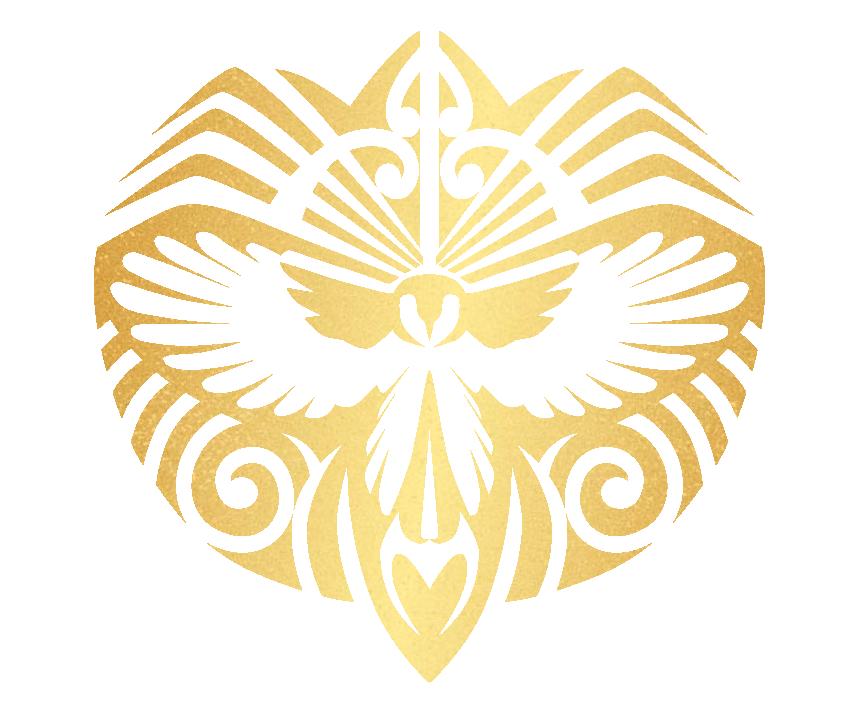 Maori-gold-symbol